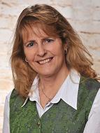 Susanne Klünsner, Oberamtsassistentin