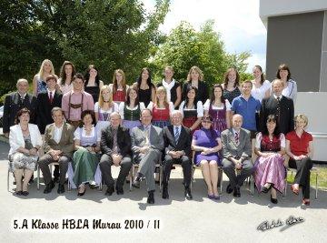 Reife- und Diplom- sowie Abschlussprüfung 2011