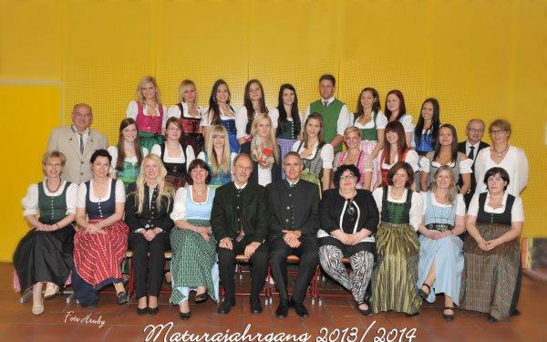 Reife- und Diplom- sowie Abschlussprüfung 2014