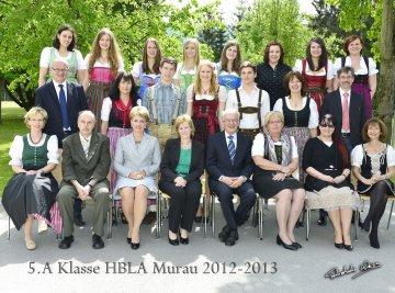 Reife- und Diplom- sowie Abschlussprüfung 2013