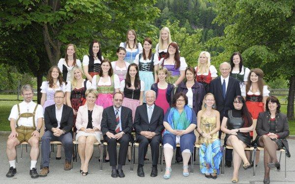 Reife- und Diplom- sowie Abschlussprüfung 2012