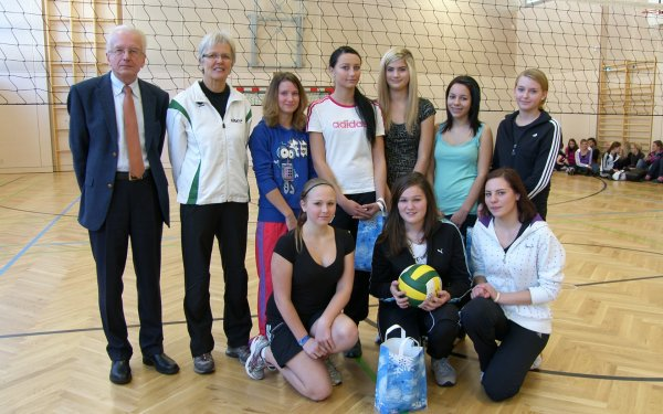 Volleyballturnier 2011