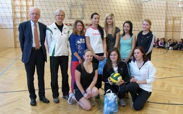 Volleyballturnier 2011