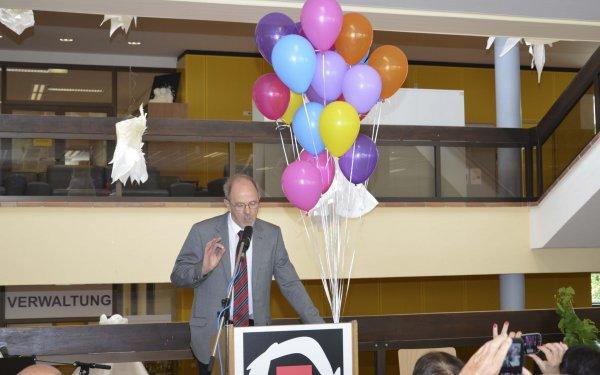 Johann Ziegerhofer 33 Jahre an der HBLA Murau
