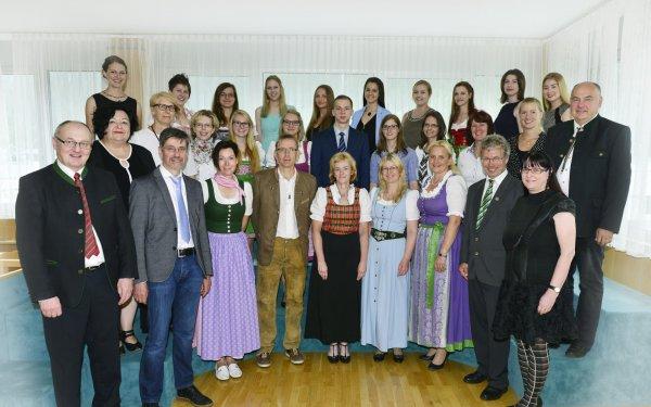 Reife- und Diplom- und Abschlussprüfung 2015