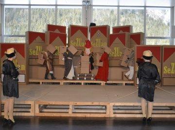 Theater: Der gute Mensch von Sezuan