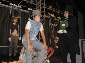 """Theater: """"Der Schüler Gerber"""""""