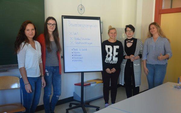 Workshop mit der Sparkasse