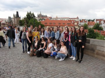 Exkursion Prag 2A