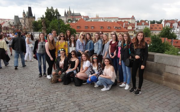 Exkursion Prag 2A