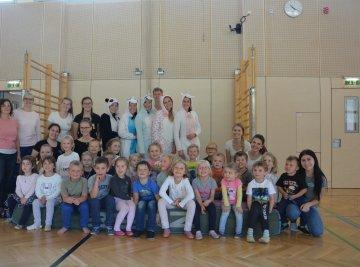 """Projekt """"Spiel, Spaß & gesunde Jause mit dem Egidi-Kindergarten"""""""