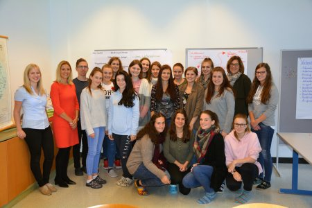Workshop mit der Sparkasse Murau