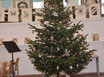 Weihnachtsfeier der HLW Murau