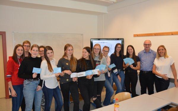 Workshop mit der Steiermärkischen Sparkasse